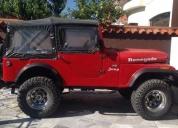 Excelente jeep cj5 renegade año 74