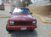 Jeep cherokee limited 1997