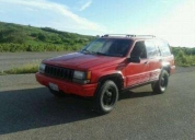 Vendo mi jeep grand cherokee