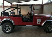 Excelente jeep del año 86