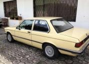 Hermoso bmw coupe 320 modelo 1978 papeles al dia