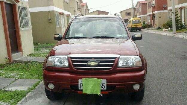 Chevrolet Grand Vitara 20 13