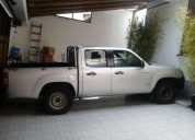 Vendo camioneta bt50 4x2 doble cabina