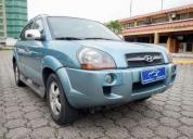 Hyundai tucson gl 2.0 2007 por apuro vendo