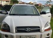 Vendo flamante hyundai tucson 2010