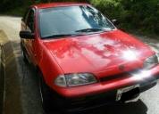 Excelente suziki forsa 2 rojo 1995 flamante