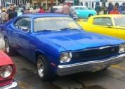 Excelente auto clásico plymonth 1973