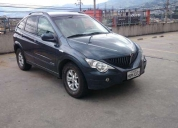 Ssangyong Stavic 2006 208000 kms