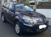 Venta por viaje auto great wall modelo 2012,contactarse.