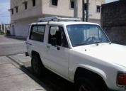 Vendo jeep todo terreno