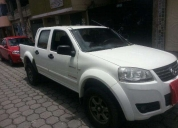 Excelente great wall camioneta 4x2 diesel año 2014