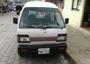 Oportunidad! preciosa furgoneta de pasajeros