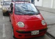 Vendo daewoo matiz 2002 muy bien cuidado