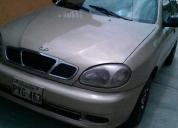 Vendo daewoo lanos 2002.. como nuevo