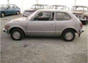 Excelente carro honda civic 1977