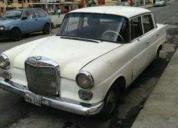 Mercedes benz 1967 increible oferta