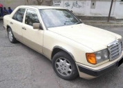 Vendo mercedes benz 230e año 1986