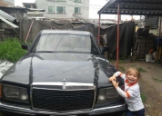 Vendo mercedes benz 280