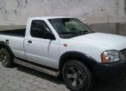Excelente camioneta nissan frontier 2010
