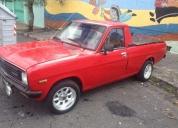 Datsun 1200 japonesa año 1977 lista parar trabajar