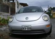 Oportunidad unica volkswagen escarabajo new beetle, full equipo unico 1998 a toda prueba
