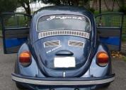 Volkswgwn escarabajo , clasico del 73