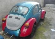 Excelente vw escarabajo por 2