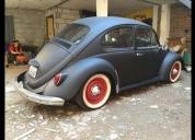 Vendo excelente volkswagen escarabajo 1967