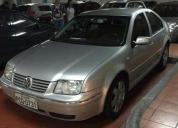 Vendo o cambio volkswagen bora 1.8 turbo impecable