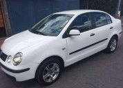 Venta de volkswagen polo sedan