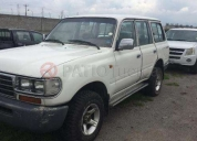 Toyota land cruiser en buen estado