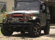 Venta de jeep toyota