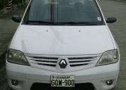 Excelente renault logan expression 1.6 año 2008 full
