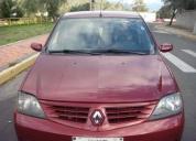 Renault logan 1.4 2010 a/a papeles al dia