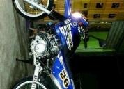 Se vende excelente moto yamaha xtz 125 modelo 2015