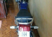 Se moto yamaha yb125 matrícula al dia lista para vender