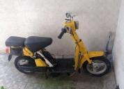 Motoneta funcional motor al 100