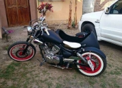 Venta de yamaha virago 250cc bobber sidecar