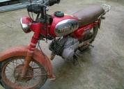 vendo excelente moto yamaha