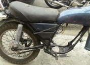 vendo moto yamaha 175 año 1981