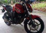 Vendo una moto yamaha modelo 2015,fz16