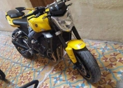 Vendo moto yamaha fz1 estado impecable