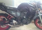 Se vende moto yamaha fz,contactarse.