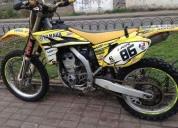 Yamaha yz250frecien matriculada