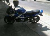 De oportunidad bonita moto shineray,contactarse.