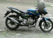 Vendo una moto bonita