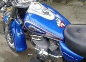 La vendo moto buena y barata