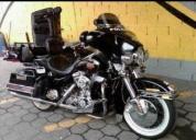 Excelente moto harley davidson glide