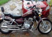 Vendo excelente moto 100
