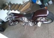 Vendo moto chopper american iron horse